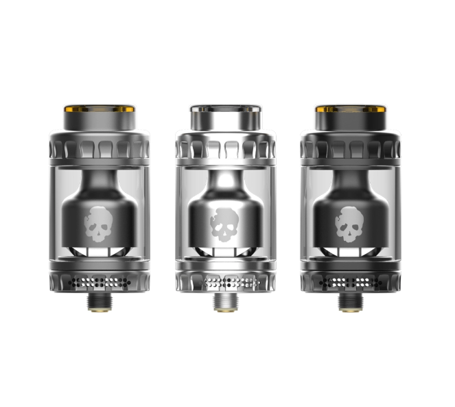 Vaping Bogan X DOVPO Blotto RTA version II