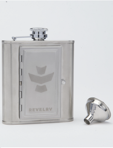 Revelry Accomplice Flask