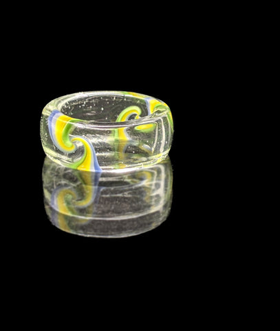 Pho Sco Glass UV Glass Rings