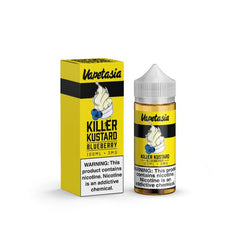 Vapetasia Blueberry Killer Kustard 100ml E-Juice