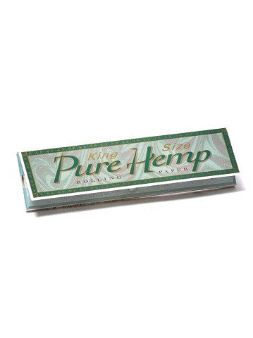 Pure Hemp King Size Rolling Papers