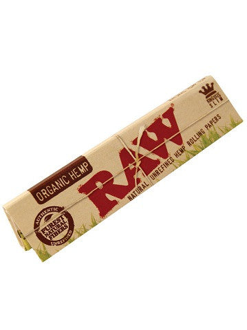 RAW Organic King Size Slim Rolling Papers