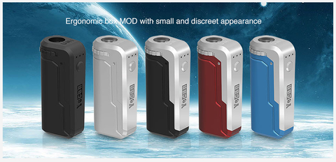 Yocan UNI Box VV Pre Filled Cart MOD 650mAh
