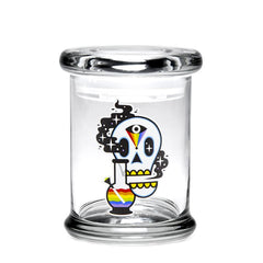 Pop Top Stash Jar Large