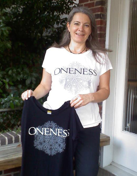 Black Oneness | Female Slim Cut - Bamboo T-shirt