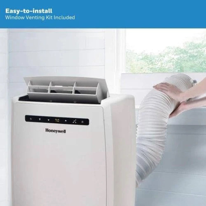White Portable Air Conditioner