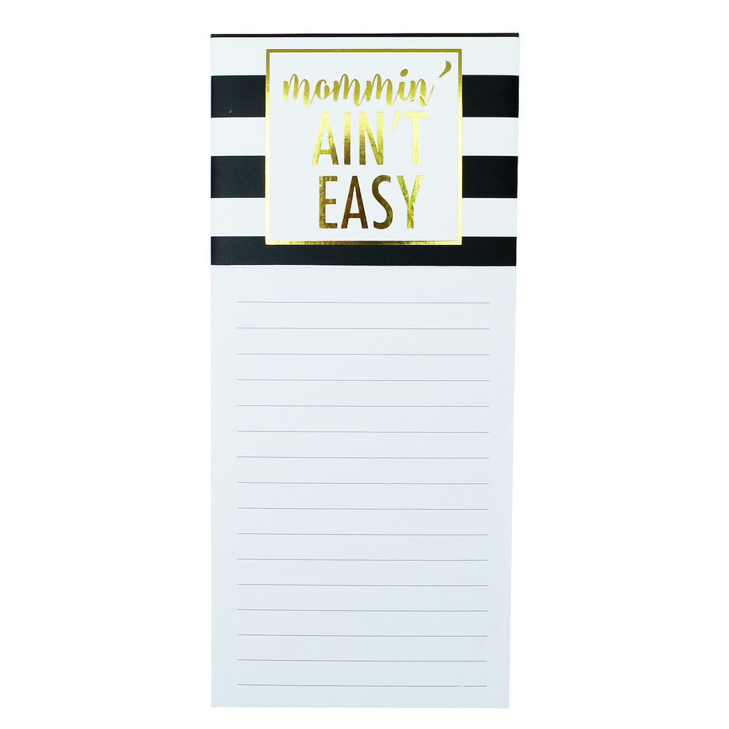 Magnetic Note Pad Mommin'