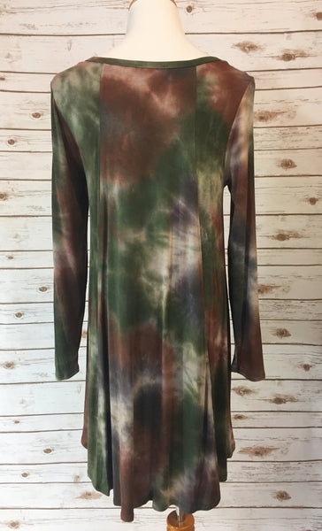 Tie Dye for Tunic