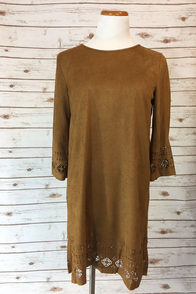 PerSUEDE me 3/4 Sleeve Dress