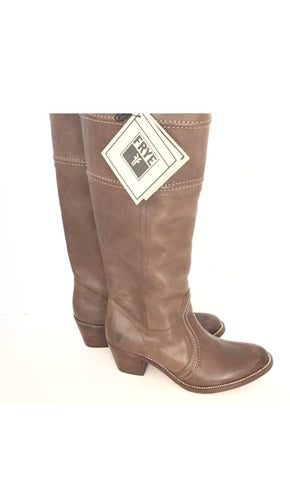 Size 10 Frye Brown Boots