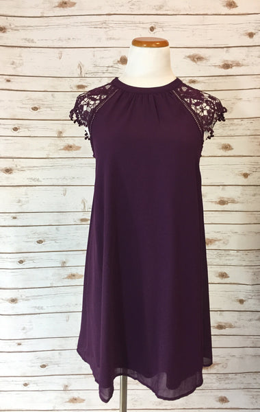 Lace & Love Swing Dress
