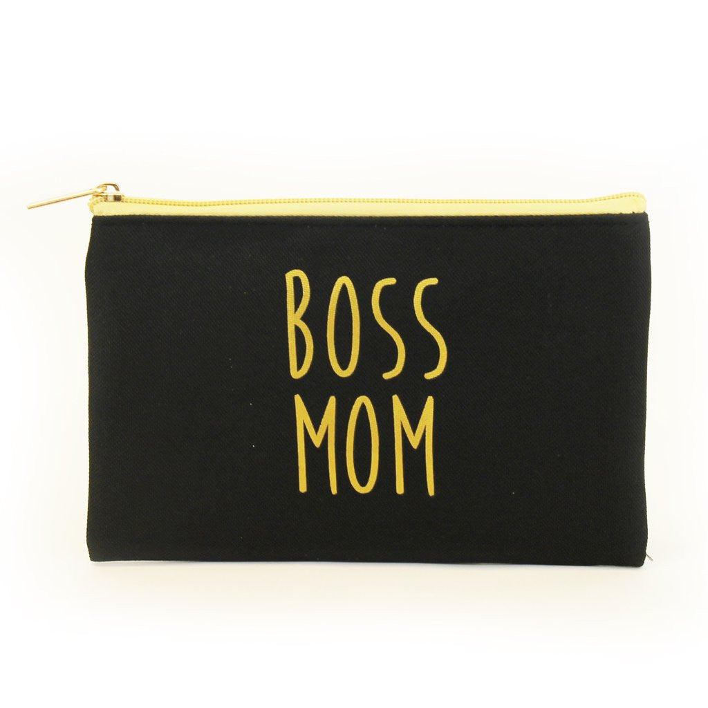 Chic Pouch Boss Mom