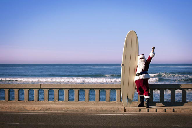 Snow Thank You: 4 Southern Hemisphere Getaways for a Sunny Xmas