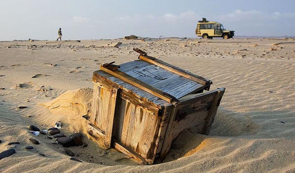 Road Trip: Namibia's Skeleton Coast