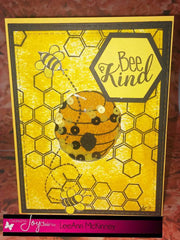 Clear Stamps - Bee Kind | Bible Journaling Clear Stamps - Joy Clair - 7