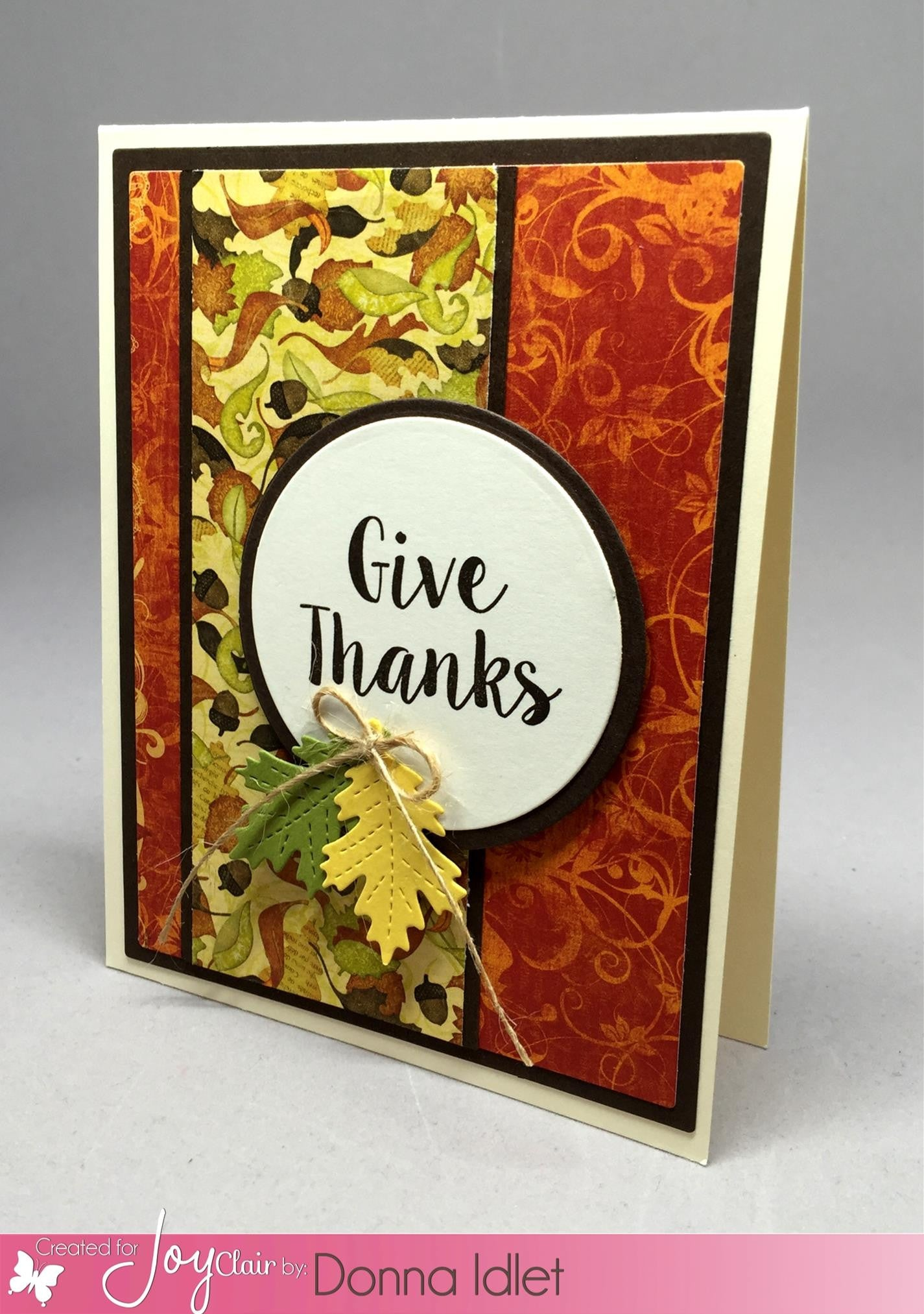Clear Stamps - Give Thanks |Bible  Journaling  Clear Stamps - Joy Clair - 7