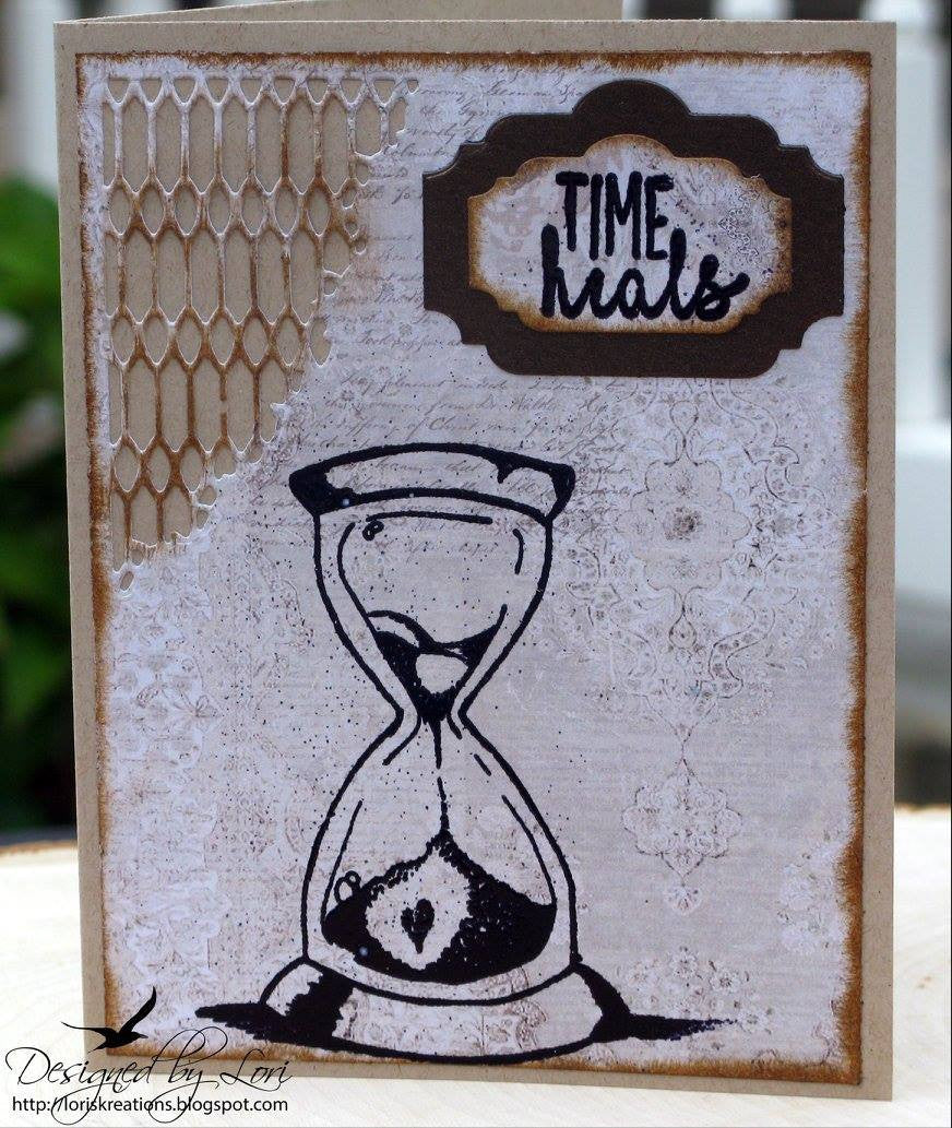 Clear Stamps - In God's Time | Bible Journaling Clear Stamp - Joy Clair - 8