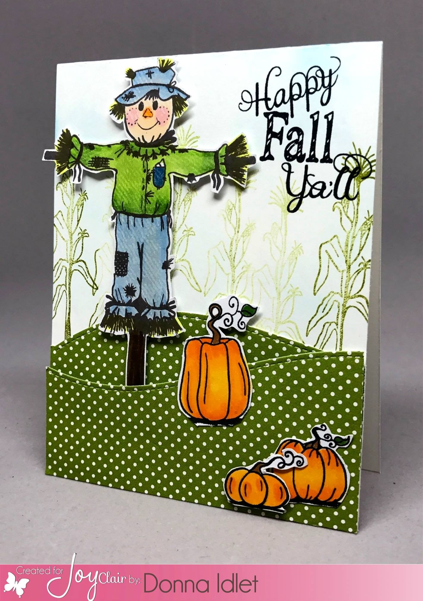 Harvest Blessing Clear Stamps - Joy Clair - 2
