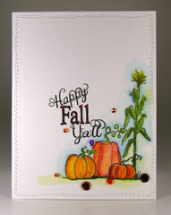 Harvest Blessing Clear Stamps - Joy Clair - 6