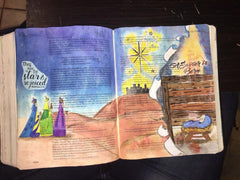 Clear Stamps - Three Wise Men  | Bible Journaling Clear Stamps - Joy Clair - 4