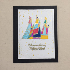 Clear Stamps - Three Wise Men  | Bible Journaling Clear Stamps - Joy Clair - 5