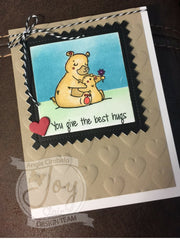 Mother's Day Love Clear Stamps