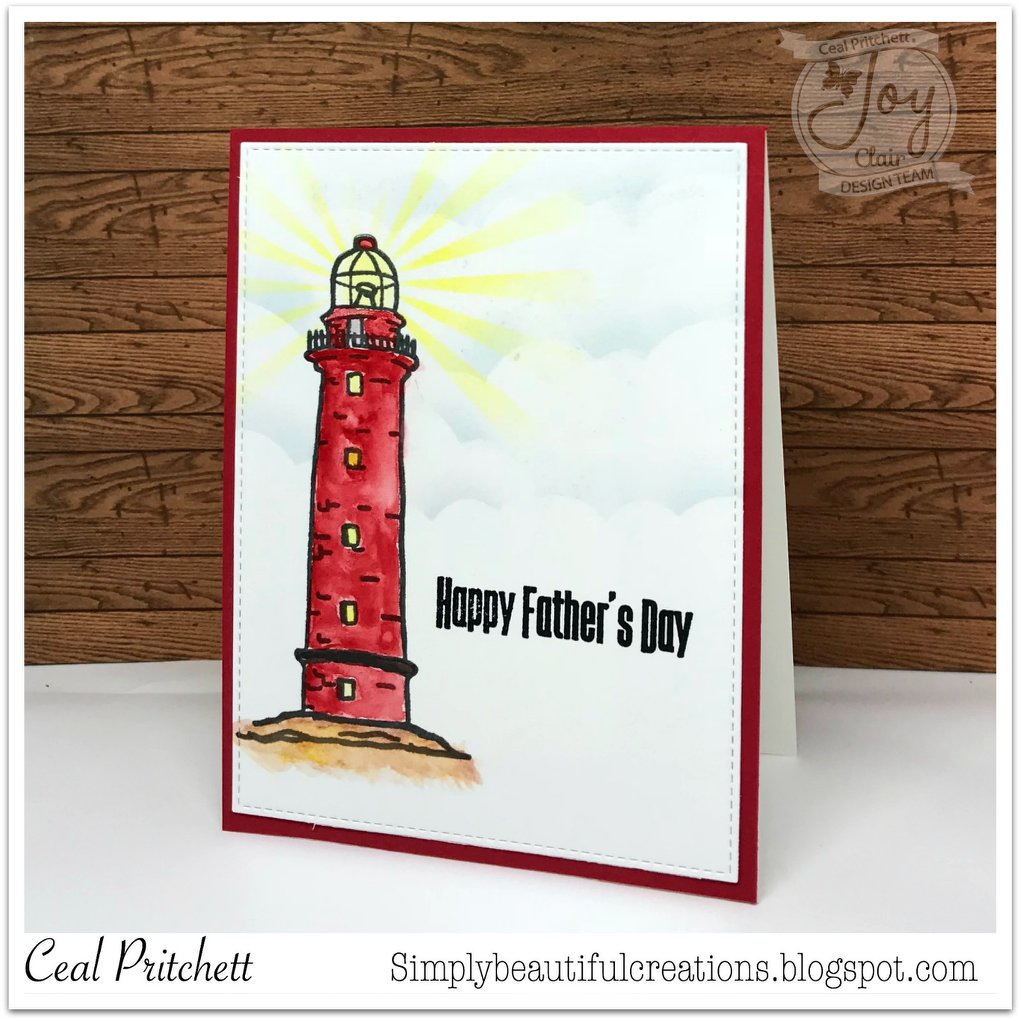 Light House  | Bible Journaling Clear Stamps