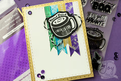 Creeping it Real  Clear Stamps