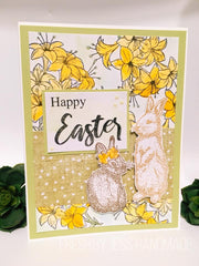 Easter Greetings  | Clear Stamp Set