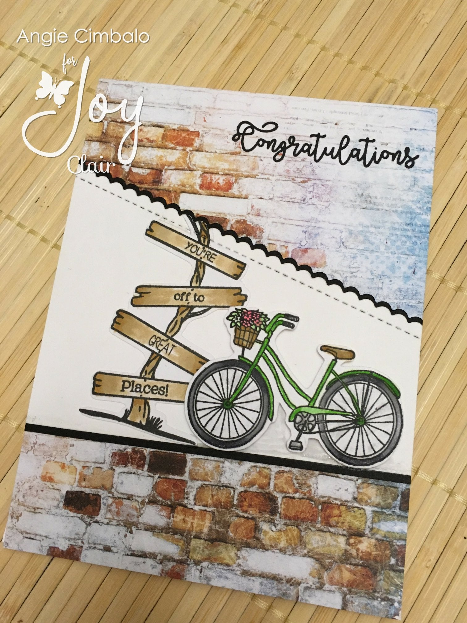 Spring Stroll | Clear Stamp Set