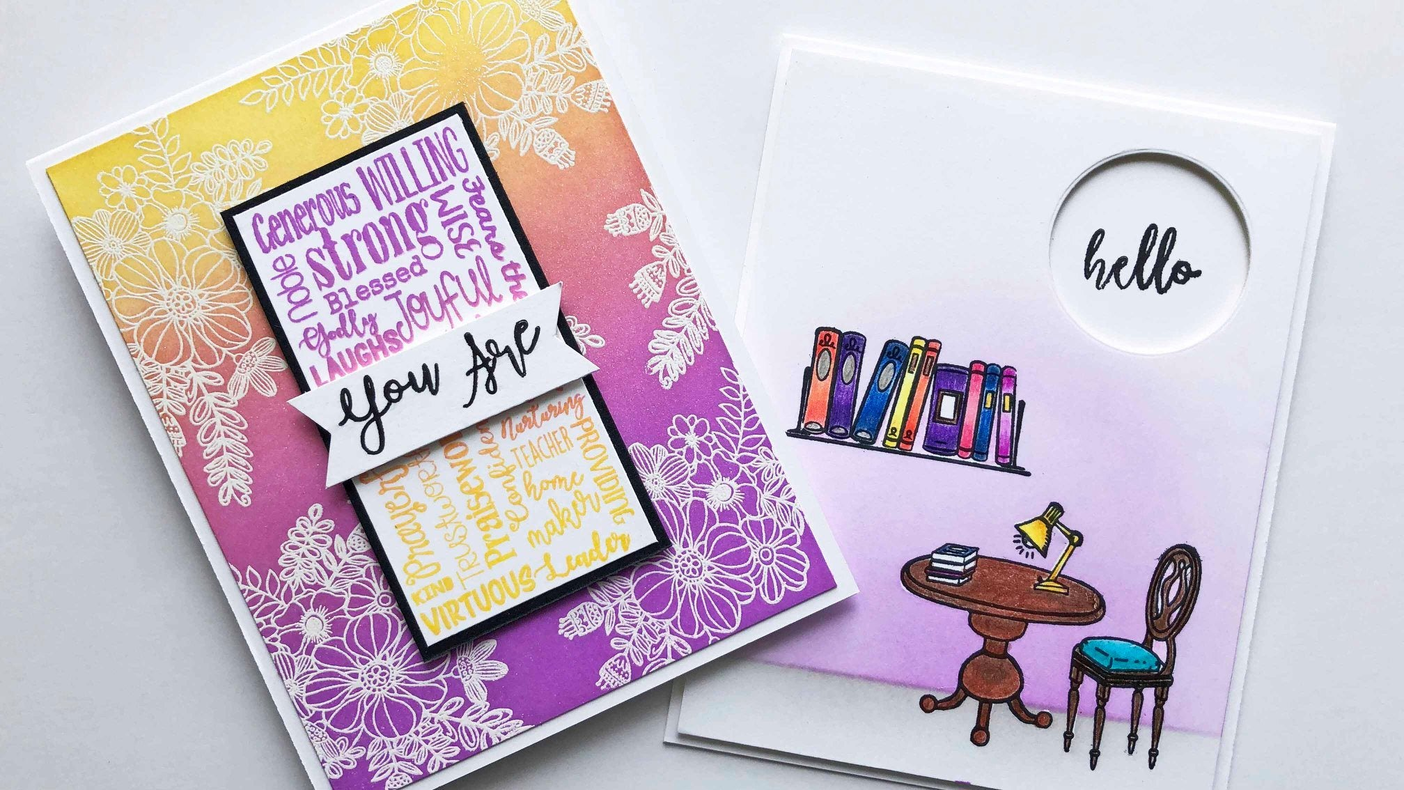 Be Wise | Bible Journaling stamp set