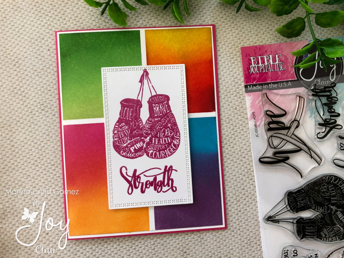 Hope  |  Clear Stamps