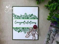 Fall Greetings  |  Clear Stamps