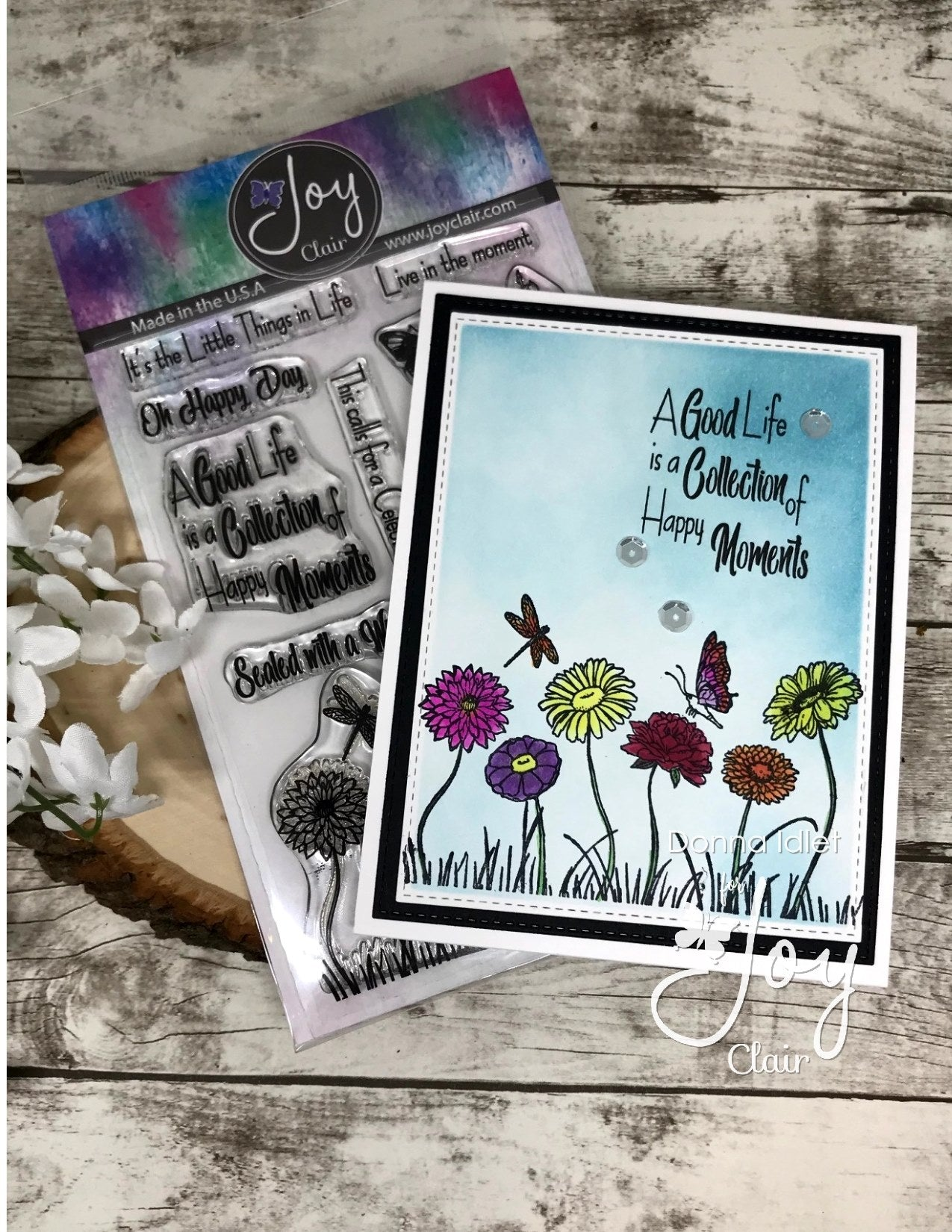 Wish Big | Clear Stamps