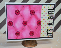 Tufted Buttons Background Clear Stamp - Joy Clair - 3