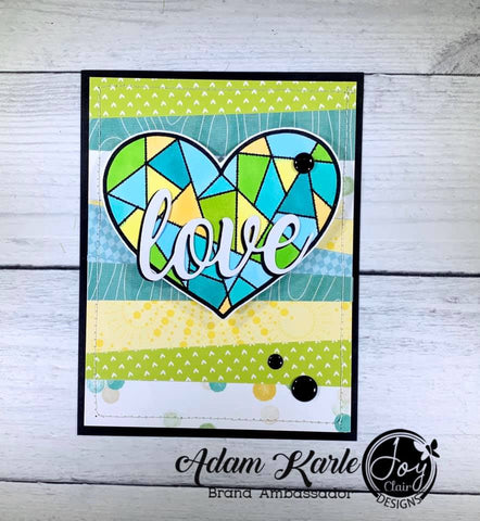 My Heart Digital Stamp Set