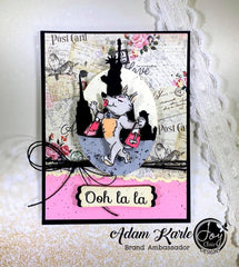 Ooh La La Digital Set