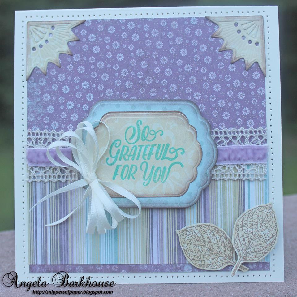 Hello Autumn Clear Stamps - Joy Clair - 8