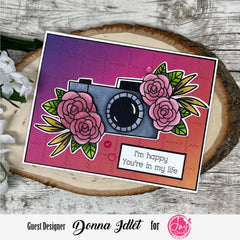 Pamper Yourself Digital Stamps