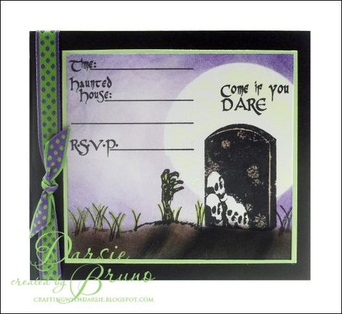 If You Dare Clear Stamps