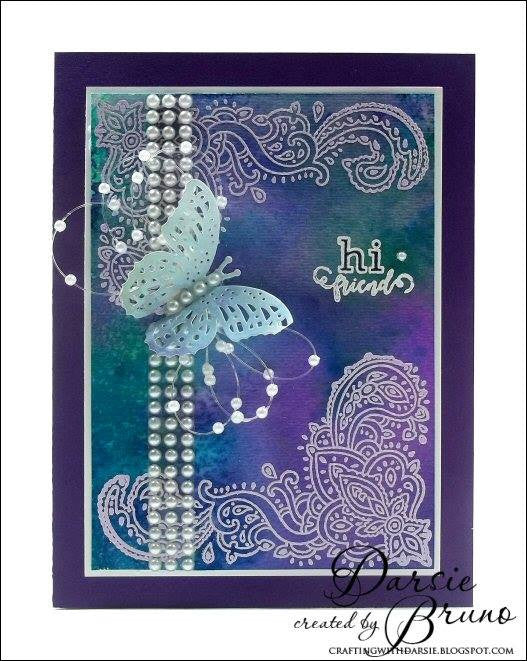 Clear Stamps - Bandana Bits Clear Stamps - Joy Clair - 7