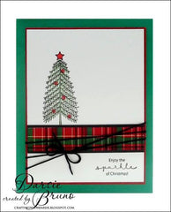Christmas Wishes Clear Stamps - Joy Clair - 3