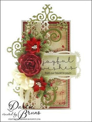 Joyful Wishes Clear Stamps - Joy Clair - 2