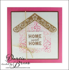 Rustic Occasions Sentiments Clear Stamps - Joy Clair - 4