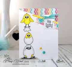 Easter Eggs Clear Stamps - Joy Clair - 19