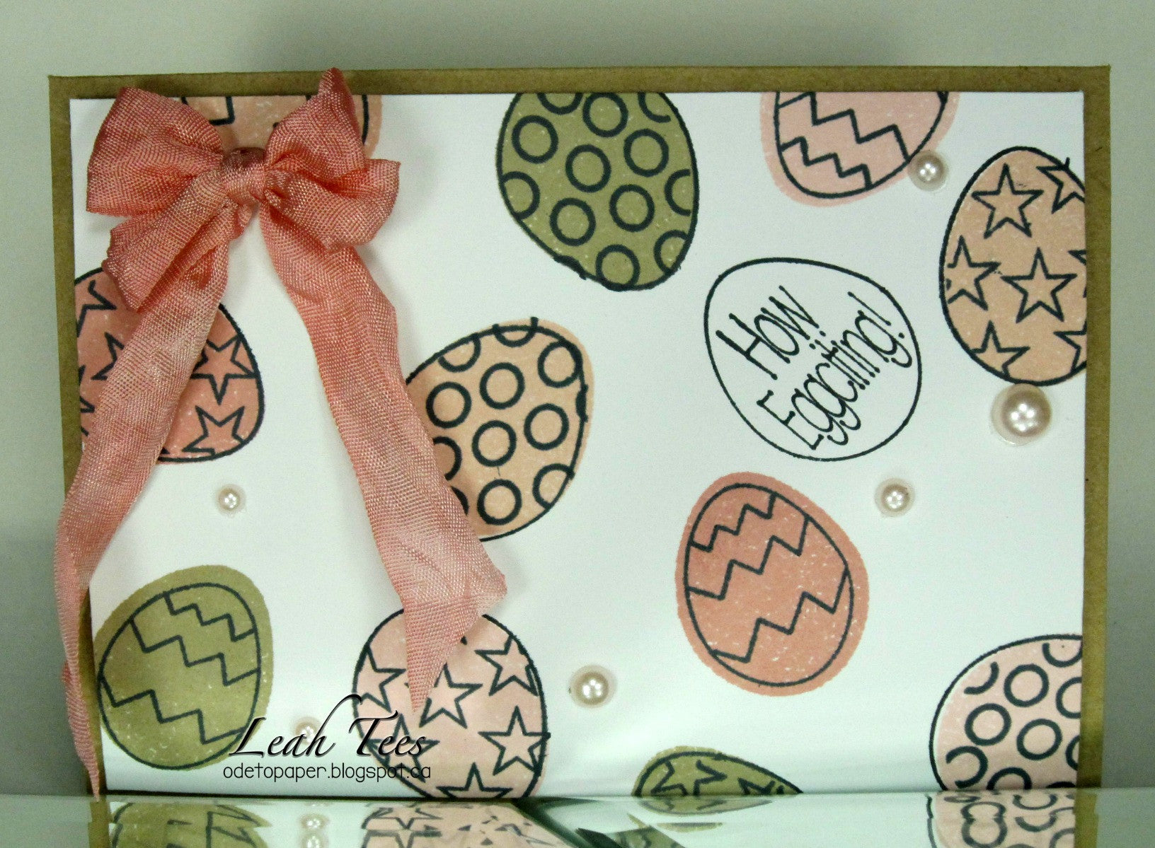 Easter Eggs Clear Stamps - Joy Clair - 17