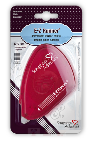 E-Z Runner Permanent Strips Dispenser