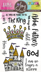 Heir of God | Bible Journaling stamp set