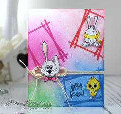 Happy Easter Clear Stamps - Joy Clair - 16