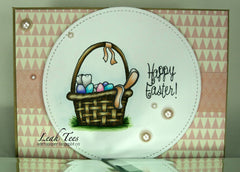 Happy Easter Clear Stamps - Joy Clair - 13